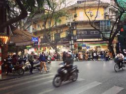 Day 1: 5D4N in Hanoi, Vietnam (Feb 25-Mar 2 2017) – Arrival at Tirant Hotel, Hanoi Street Food Tour