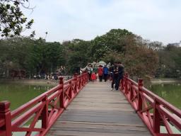 Day 2: 5D4N in Hanoi, Vietnam (Feb 25-Mar 2 2017) – Buffet Breakfast at Tirant Hotel, Pho 10, Highlands Coffee, Intimex Supermarket, Chops